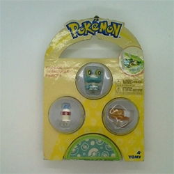 Picture of Pokemon Petite Pals Froakie Ball Set