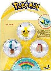 Picture of Pokemon Petite Pals Pikachu Ball Set