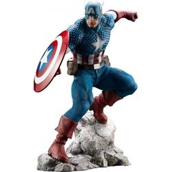 Picture of Captain America ArtFX Premier Statue