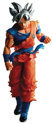 Picture of Dragon Ball Super Heroes Ultra Instinct Son Goku Figure