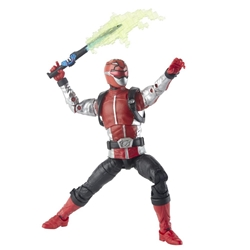Picture of Beast Morphers Red Ranger Power Rangers Lightning Collection Wave 2