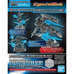 Picture of Gundam Jet Effect Clear Blue Model Kit