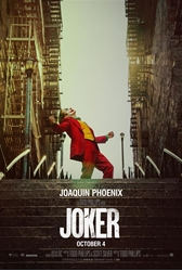 Picture of Joker 2019 Movie Poster