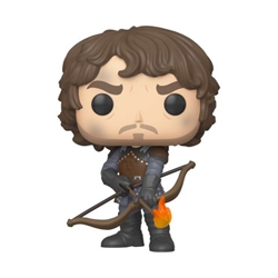 Picture of Pop Game of Thrones Theon with Flaming Arrows Vinyl Figure