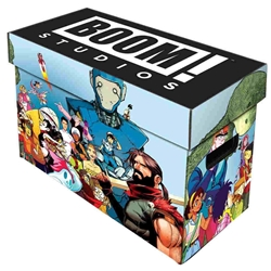 Picture of BOOM Studios Comic Short Box