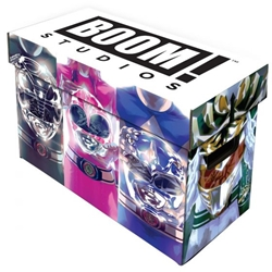 Picture of Power Rangers Comic Short Box