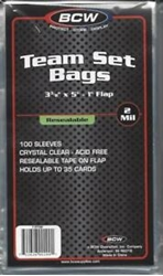Picture of Resealable Team Set Bags 100 Count