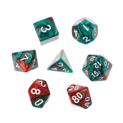 Picture of Camouflage Mini Dice Set