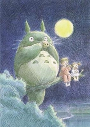 Picture of My Neighbor Totoro Journal