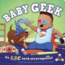 Picture of Baby Geek An ABC Book