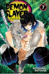 Picture of Demon Slayer Vol 07 SC