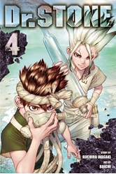 Picture of Dr Stone Vol 04 SC