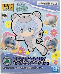 Picture of Gundam Build Divers Petit'gguy Chara'gguy Sarah HG Model Kit