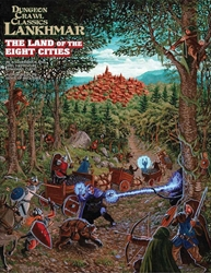 Picture of Dungeon Crawl Classics Lankhmar Vol 08 SC Land of Eight Cities