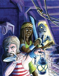 Picture of Dungeon Crawl Classics Horror Vol 05 SC Creep Skrag