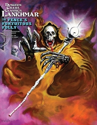 Picture of Dungeon Crawl Classics Lankhmar Vol 02 SC Fence's Fortuitouso Folly