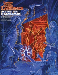 Picture of Dungeon Crawl Classics Lankhmar Vol 03 SC Acting Up in Lankhmar