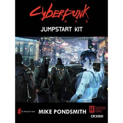 Picture of Cyberpunk RPG Red Jumpstart Kit