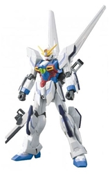 Picture of Gundam Build Fighters Gundam X Maoh HGBF Model Kit