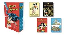Picture of Wonder Woman Chronicles of the Amazon Princess Slicase Book Set