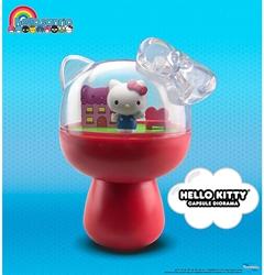 """Picture of Sanrio Hello Kitty 4"""" Capsule Diorama"""