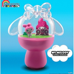 "Picture of Sanrio My Melody 4"" Capsule Diorama"