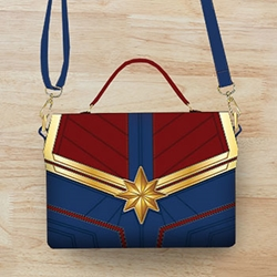 Picture of Captain Marvel Cross Body Bag