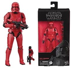 "Picture of Star Wars Sith Trooper Black Series 6"" Figure"