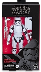 """Picture of Star Wars First Order Stormtrooper Black Series 6"""" Figure"""