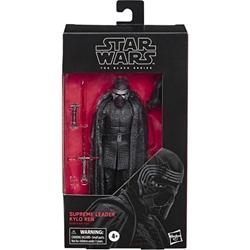 "Picture of Star Wars Supreme Leader Kylo Ren Black Series 6"" Figure"