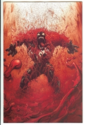 Picture of Absolute Carnage #4 Stegman Virgin Variant Cover