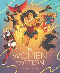 Picture of DC Women of Action HC