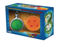 Picture of Dragon Ball Z Radar Keychain and Dragon Ball Set