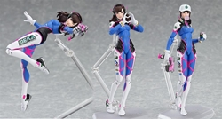 Picture of Overwatch D. Va 408 figma Figure