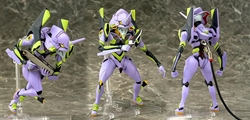 Picture of Evangelion Unit 01 Rebuild Parfom 016 Figure