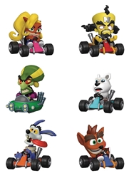 Picture of Funko Crash Bandicoot Team Racing Mystery Mini Vinyl Figure