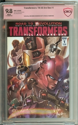 Picture of Transformers Till All Are One #1