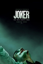 "Picture of Joker 24"" x 36"" Poster"