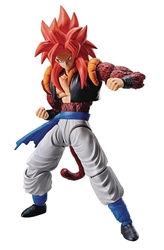 Picture of Dragon Ball Z Super Saiyan 4 Gogeta Figure-rise Standard Model Kit