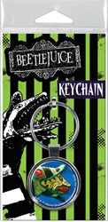Picture of Beetlejuice Snake Keychain