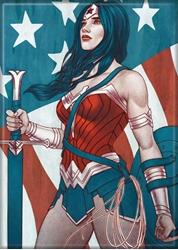 Picture of Wonder Woman 30 Variant Frison Magnet