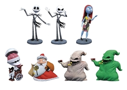 Picture of Nightmare Before Christmas D-Forms Blind Box Mini Figure
