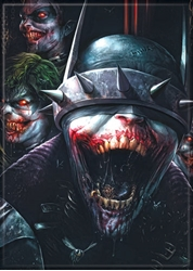 Picture of DC Dark Knights Metal 2 Magnet