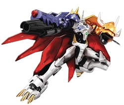 Picture of Digimon Omegamon Amplified Figure-rise Standard Model Kit