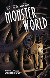 Picture of Monster World TP VOL 01 Director's Cut