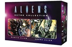 Picture of Aliens Retro Figure #1 Mantis & Snake Set