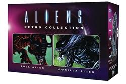 Picture of Aliens Retro Figure #2 Bull & Gorilla Set