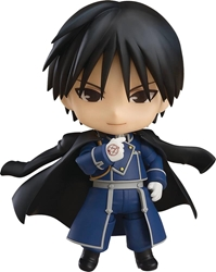 Picture of Fullmetal Alchemsit Roy Mustang Nendoroid Figure