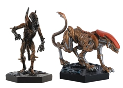 Picture of Aliens Retro Collection #3 Panther & Scorpion Set