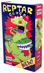Picture of Rugrats Reptar Cereal Tin